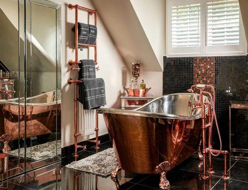 Building above the rest: luxury loft design