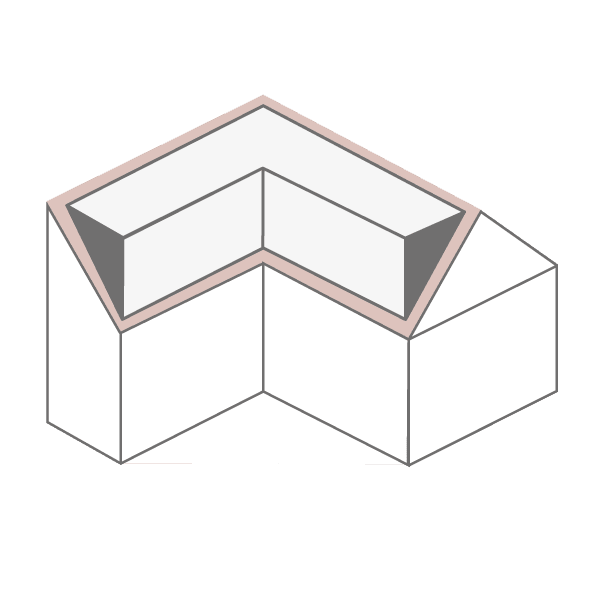 L-Shape Dormer