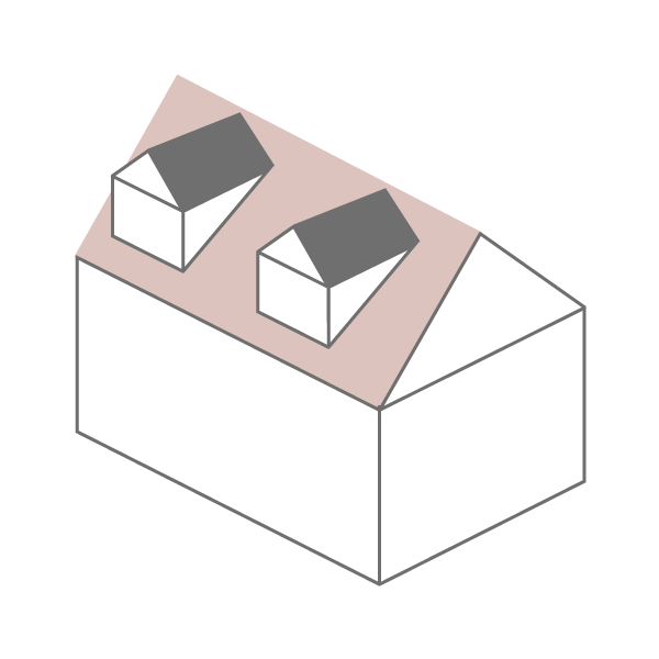 Pitched Dormers