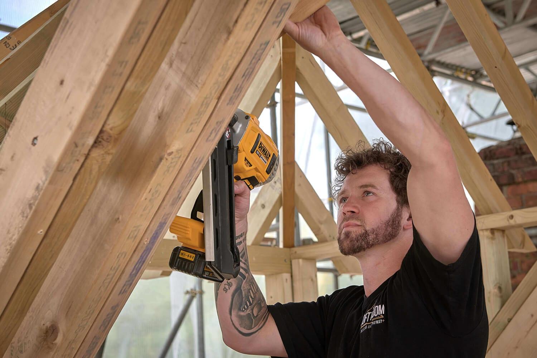 The Loft Build Process