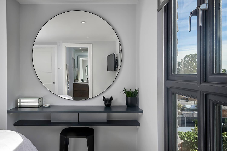 Minimalist interior design trend